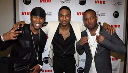 Trey Songz & Pleasure P