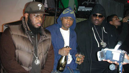 Freeway, Youg Chris, Beans