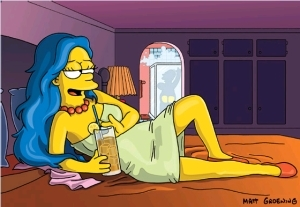 marge_simpson_lit