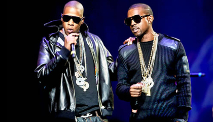 jay-z-and-kanye-on-stage